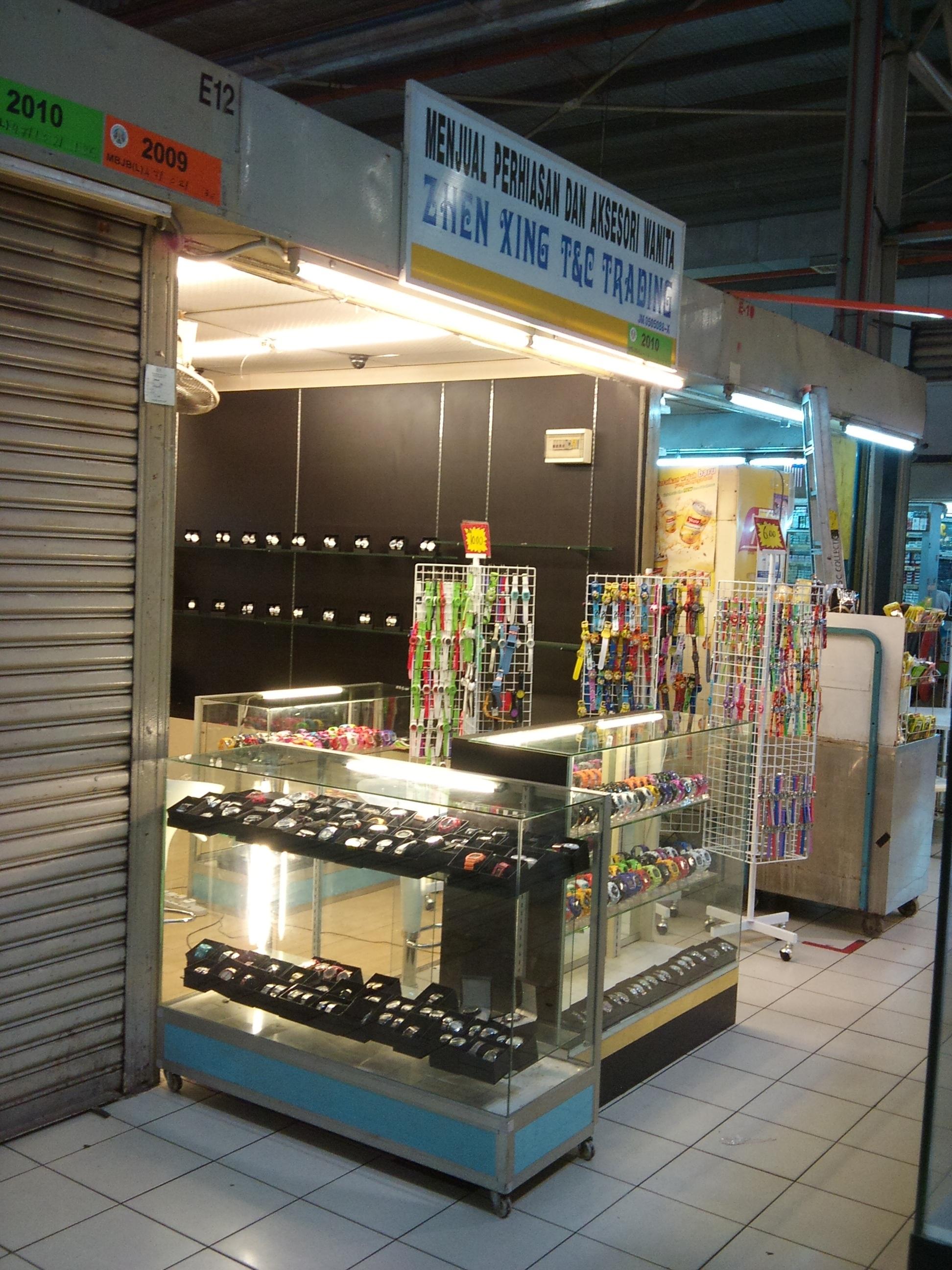 Fish aquarium in johor bahru - Johor Bahru S Watches Clocks Shop At Johor Malaysia